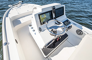 Yellowfin Carbon Elite 24 Console