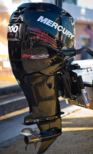 Mercury Verado 4 Stroke Supercharged Outboard Motors